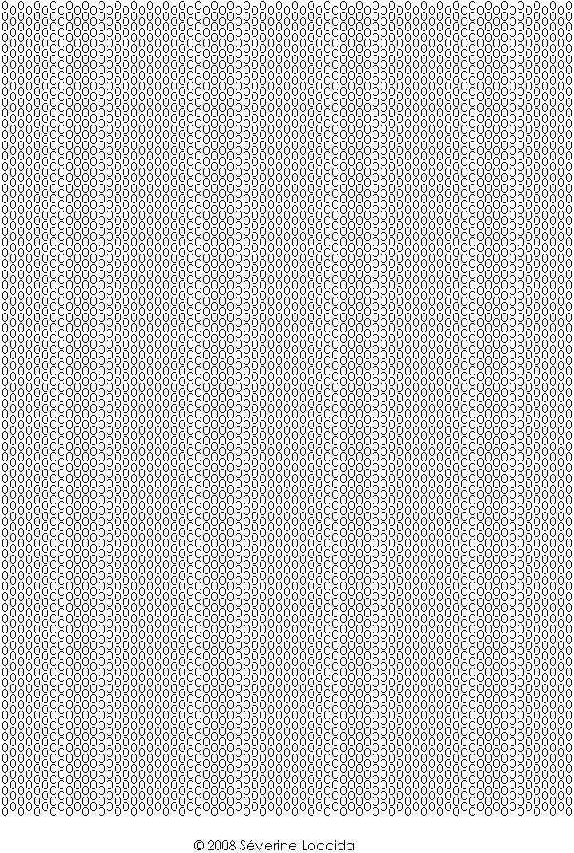 grille tissage peyote