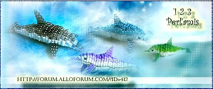 perle de rocaille maryline
